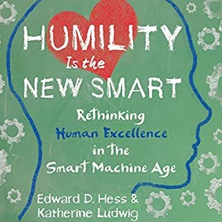 Humility Is the New Smart audiobook cover art