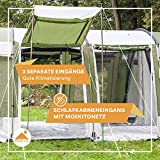 Zoom IMG-2 skandika montana 8 tenda campeggio