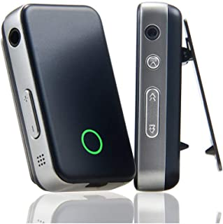 New: EarStudio ES100 MK2-24bit Portable High-Resolution Bluetooth Receiver/USB DAC/Headphone Amp with LDAC, aptX HD, aptX, AAC (3.5mm Unbalanced & 2.5mm Balanced Output)