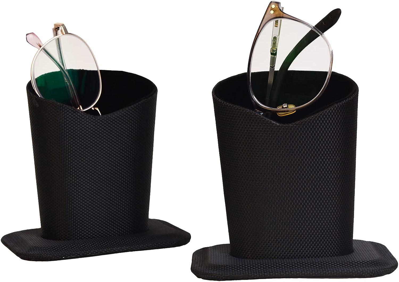 Bleiou 2 Pack Eyeglasses Holder Max 47% OFF Case Super popular specialty store Glasses Stand Eyeglas