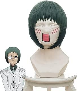 Telacos Tokyo Ghoul Mutsuki Toru Cosplay Wig Cosplay Costume Hair