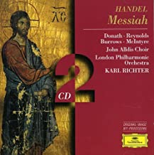 handel messiah richter