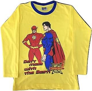 CAMEY Boys Printed Full Sleeves T-Shirt