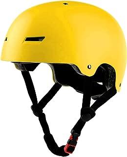 Tourdarson Skateboard Helmet Certified Impact Resistance Ventilation Protection for Multi-Sports Cycling Skateboarding Scooter Roller Skate Inline Skating Rollerblading Longboard