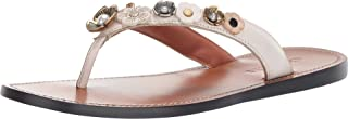 Women's Tea Rose Multi Thong Sandal - Leather