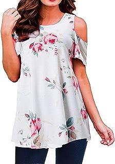 Geilisungren Vestidos de Fiesta Mujer Tallas Grandes Casual Playa Bohemio Vestidos Hueco Cuello Redondo Vestido de Camiseta Sin Mangas Verano Minifalda Cintura Alta Color s/ólido Faldas de Tubo Blusa