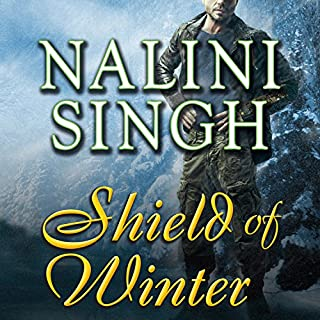 Shield of Winter     Psy-Changeling, Book 13              Written by:                                                                                                                                 Nalini Singh                               Narrated by:                                                                                                                                 Angela Dawe                      Length: 15 hrs and 47 mins     2 ratings     Overall 4.5