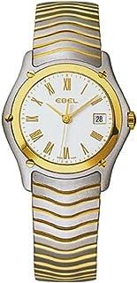 Ebel - Classic Reloj para Mujer Analógico de Cuarzo Suizo con Brazalete de Acero Inoxidable 1257F21