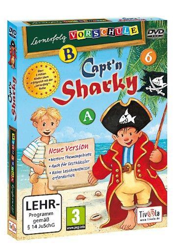 Lernerfolg Vorschule Capt'n Sharky Neue Version
