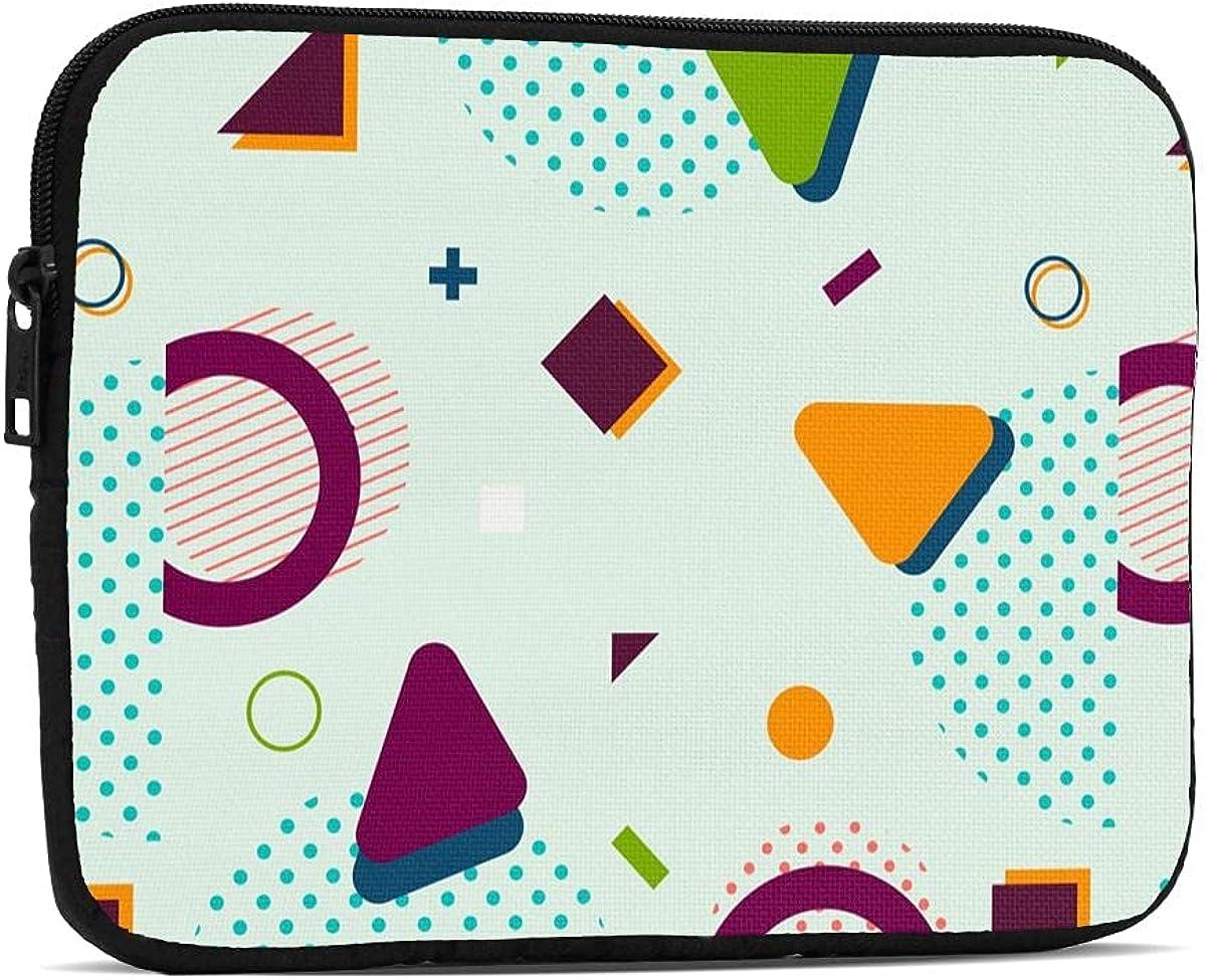 Store Challenge the lowest price of Japan Geometric Memphis iPad Mini Case 5 Shockproof Sleeve