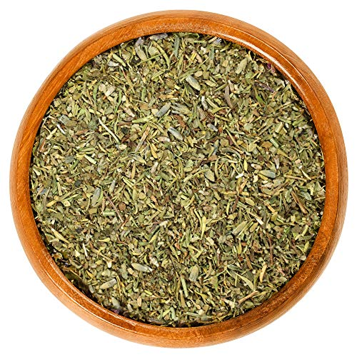 The Spice Lab Herbs de Provence - Salt Free Seasoning - 8 oz - All Purpose Seasoning - French Rosemary Spice - All Natural Poultry Seasoning - 5023