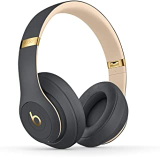 Beats Studio3 Wireless Over-Ear-Hörlurar med Brusreducering – Apple W1-Chippet, Klass 1 Bluetooth, Aktiv Brusreducering, 2...