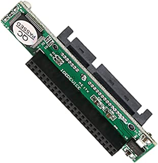 Baosity 2.5inch IDE to SATA/Serial ATA Adapter Converter, Laptop PC Computer Component Board, for Windows More Systems