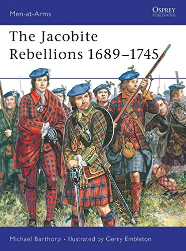 The Jacobite Rebellions 1689-1745