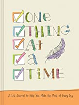 one thing at a time book
