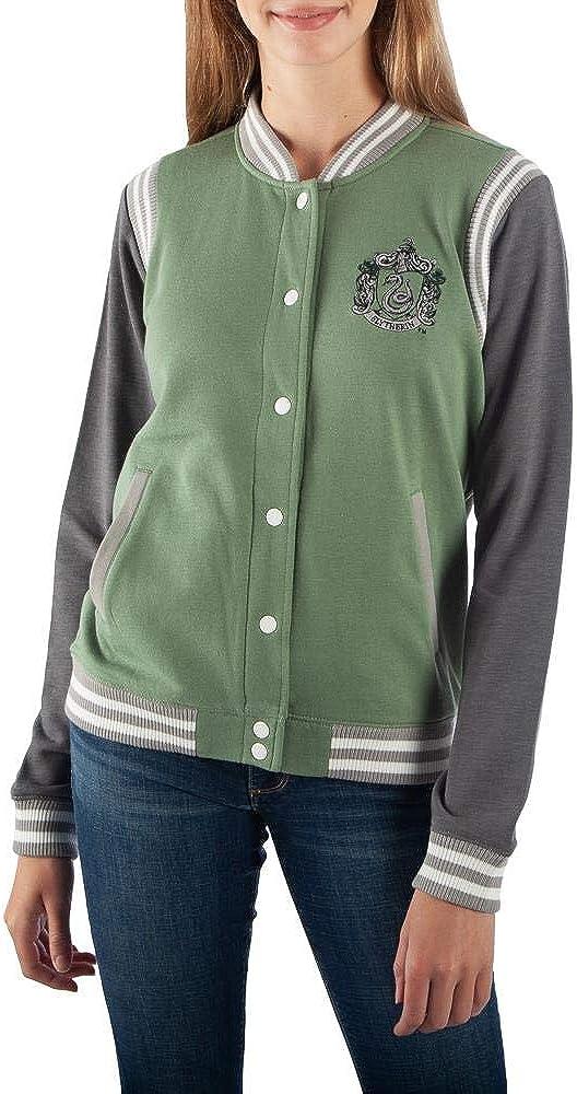 Max 52% OFF Bioworld Harry Potter 5 ☆ very popular Hogwarts Varsity Juniors Jacket