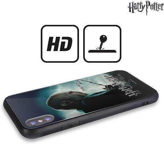 Offizielle Harry Potter Hermione Granger Deathly Hallows VIII Harte Rueckseiten Handyh/ülle H/ülle Huelle kompatibel mit Apple iPhone 5c