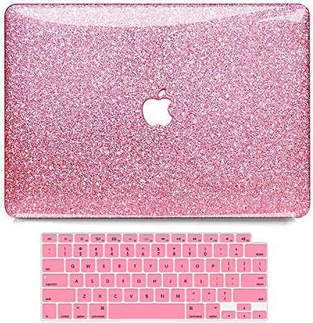 B BELK MacBook Air 13 Inch Case 2020 2019 2018 Release A2337 M1 A2179 A1932 Shining Sparkly product image