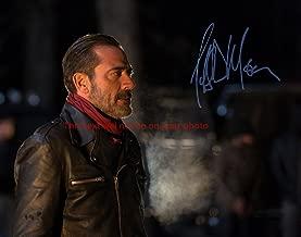 The Walking Dead Jeffrey Dean Morgan Autographed 8x10 Glossy Photo