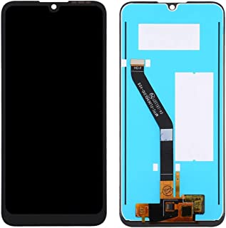 Lingland cell phone kit LCD Screen and Digitizer Full Assembly for Huawei Y6s (2019) Screen overall assembly (Color : Black)