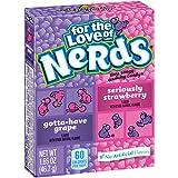Wonka Nerds, Grape and Strawberry, 1.65 Ounce