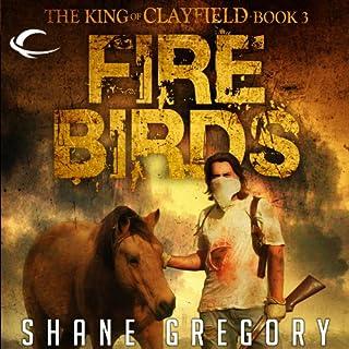 Fire Birds audiobook cover art
