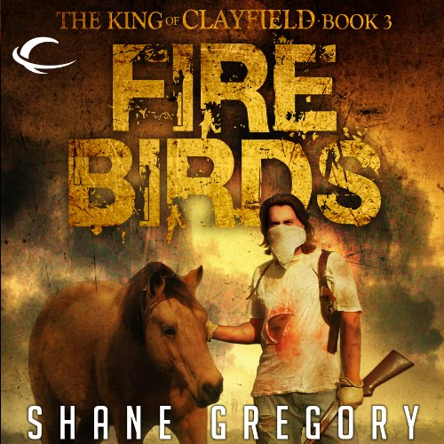 Fire Birds audiobook cover art