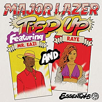 Tied Up (feat. Mr Eazi, RAYE and Jake Gosling) (feat. Jake Gosling)
