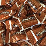 Football Wrapped Buttermint Creams 50 Count