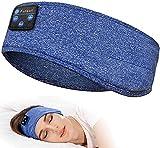 Sleep Headphones Bluetooth Sleeping Headband, Perytong Sleeping Headphones Music Sports Headphones Headband,Ultra-Soft Bluetooth Headband for Side Sleepers, Sleeping Gifts for Men Women