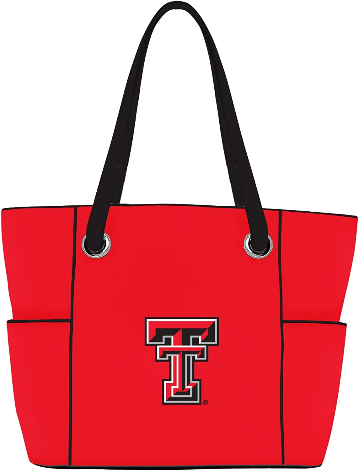 (Texas Tech Red Raiders)  NCAA Women's Deluxe Tote Bag