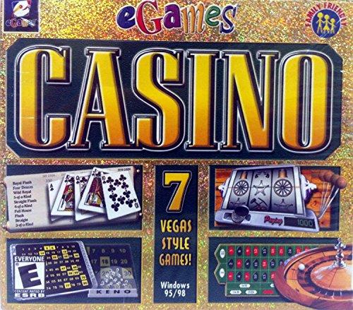 CASINO 7 Vegas Style Games!