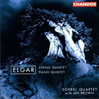 Elgar: String Quartet, Op. 83 / Piano Quintet, Op. 84 (2001-04-24)