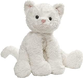 GUND Cozys Collection Cat Stuffed Animal Plush, White, 10