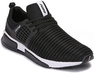 FURO by Redchief Men's Black Walking Shoes-8 UK (42 2/3 EU) (W3011 001_8)