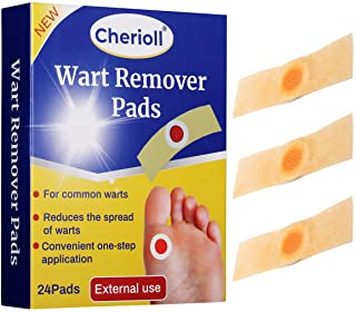 Wart Remover, Wart Removal Plasters Pad, Foot Corn Removal