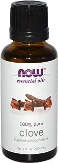 NOW Foods Clove Oil 1 Fl Oz