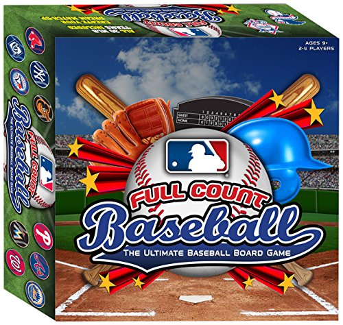 Fremont Die MLB Full Count Baseball