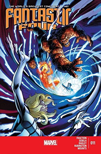 Fantastic Four (2012-2014) #11 (English Edition)