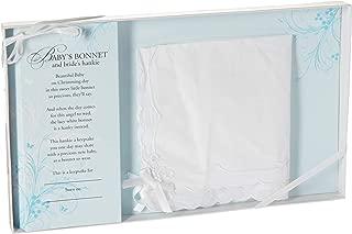 Baby White Keepsake Bonnet