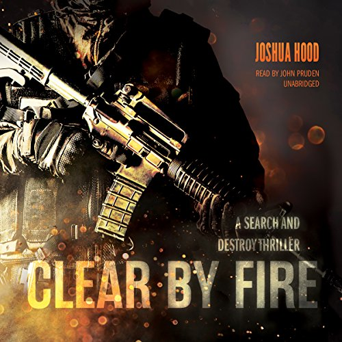 Clear by Fire audiobook cover art
