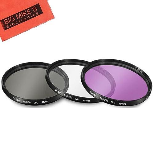 Multicoated for Nikon D3100 77mm Circular Polarizer Multithreaded Glass Filter Digital Nc C-PL