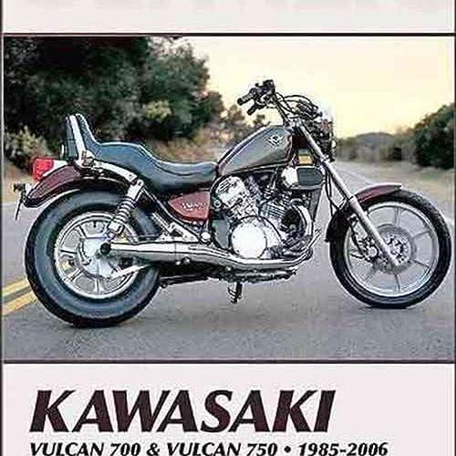 Kawasaki Vulcan 750: Amazon com