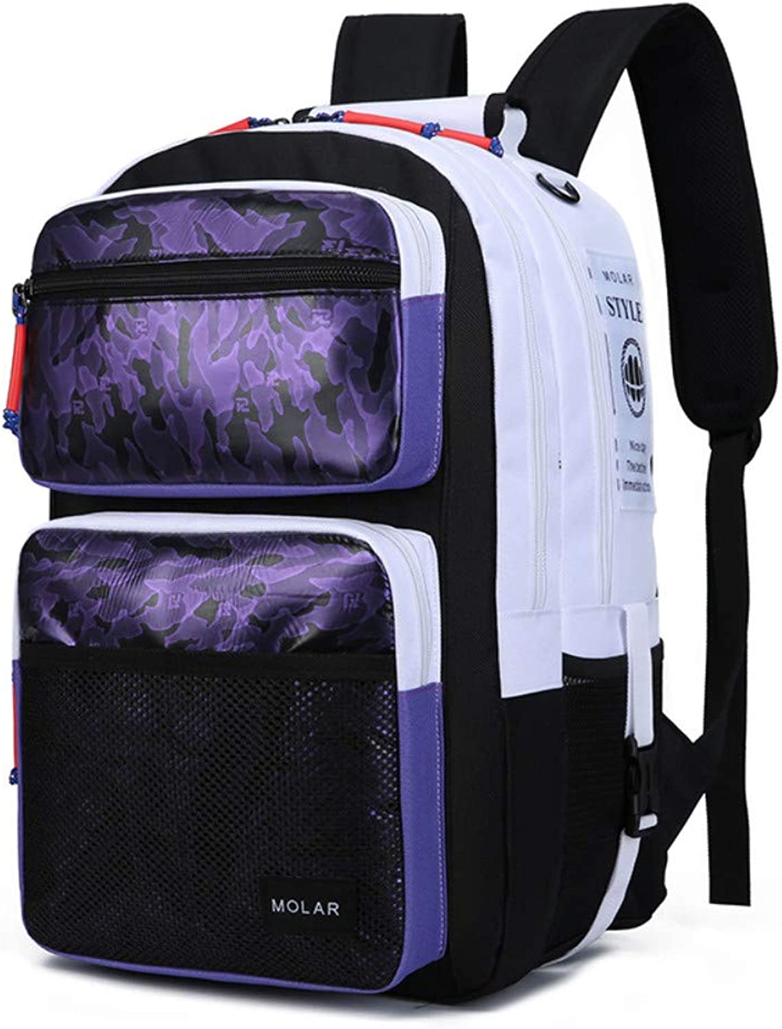 Laptop BackpackBusiness Computer Bag 15Inch School Bag Female Student Fashion Backpack College Travel Backpack