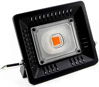 50 W Planta lámpara LED Grow Crecimiento Planta lámpara de espectro total LED Serie con IR Luz ultravioleta para interior de invernadero Growbox Veg germinación florecerán