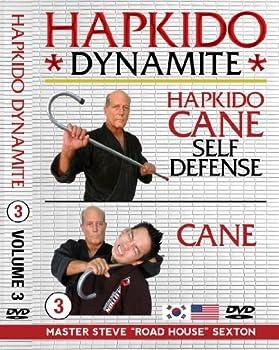 Hapkido Dynamite Volume 3 - Hapkido Cane