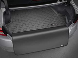 WeatherTech Cargo Liner Floor Mat + Bumper Protector Tailored Suitable for: Ford Explorer 5*Gen Behind 2* Row (Notes) 2011-19|Black CargoLiner