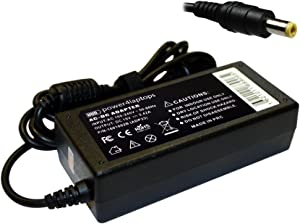 Power4Laptops AC Adapter Laptop Charger Power Supply Compatible with Acer Aspire 4730-4374, Acer Aspire 4730-4437, Acer Aspire 4730-4457, Acer Aspire 4730-4730z, Acer Aspire 4730-4758