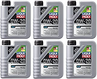 Liqui Moly Special Tec AA 0W20 (6 Liters) 9701 Synthetic Engine Oil