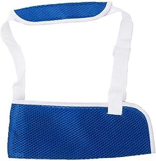 1pzs-Soporte para El Antebrazo Transpirable Ligero Funcional Médico Correa para El Hombro para Niñas Y Niños (Size : Large)